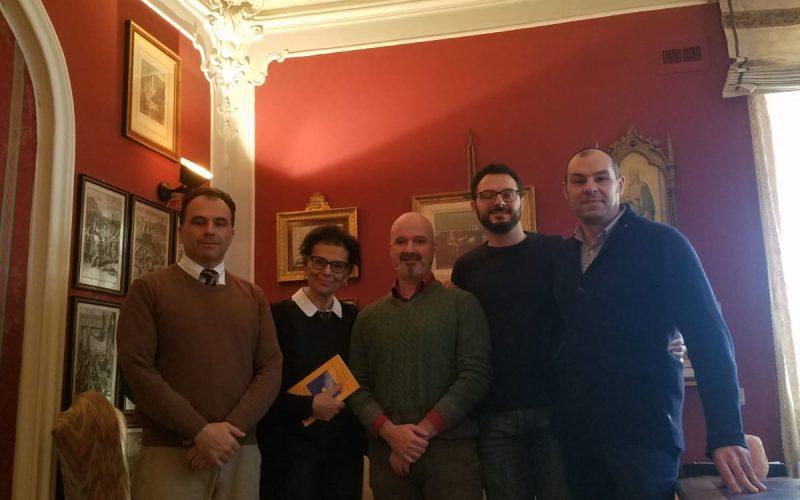 Donazione Biblioteca Dr. Giampiero Ascani